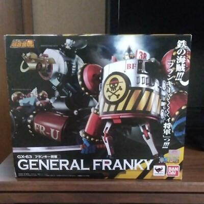 Soul Of Chogokin Gx 63 General Frankie One Piece Edition Series Collection