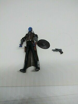 Hasbro Star Wars Cad Bane Clone Wars 3.75 Loose Action Figures