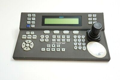 Cathexis Kbd6000 Video Camera Controller For Security Surveillance