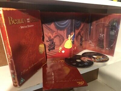 Beauty and the Beast (2 DVD Set) Walt Disney 30th Classic (COLLECTORS EDITION)