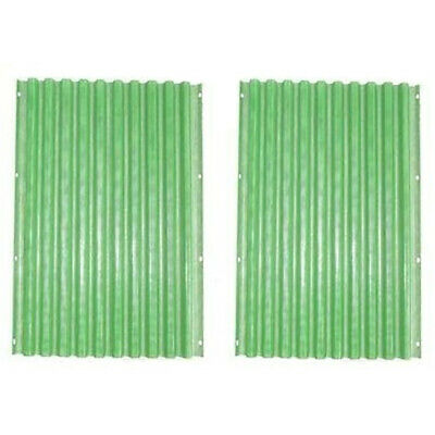 A4316R Two (2) Grill Screen Fits John Deere Tractor 60 620 630 70 720 730