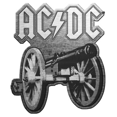 ACDC - Pin Badge - For Those About To Rock