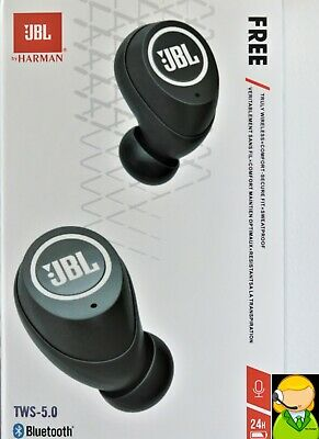 BLUETOOTH EARPHONE - NEW JBL Sports TWS5 Wireless Bluetooth 5.0 In-Ear Headphone