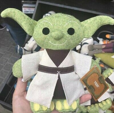 Star Wars: Galaxy's Edge Toydarian Toymaker Yoda Jedi Plush Disney Parks New