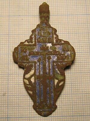 Ancient cross 17-18 century lot №42