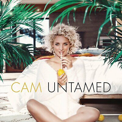 Cam Untamed BRAND NEW CD Arista RCA 2015 Country My Mistake Burning House Mayday