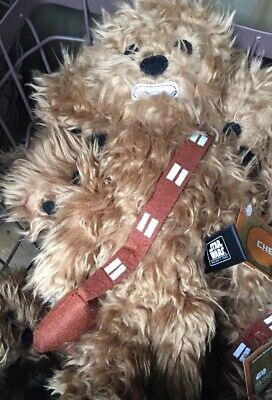 Star Wars: Galaxy's Edge Toydarian Toymaker Chewbacca Plush Disney Parks New