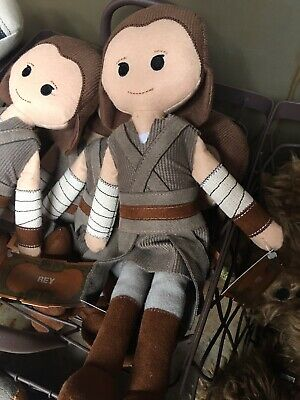 Star Wars: Galaxy's Edge Toydarian Toymaker Rey Plush Disney Parks New