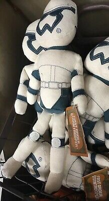 Star Wars Galaxys Edge Toydarian Toymaker First Order Storm Trooper Plush Disney