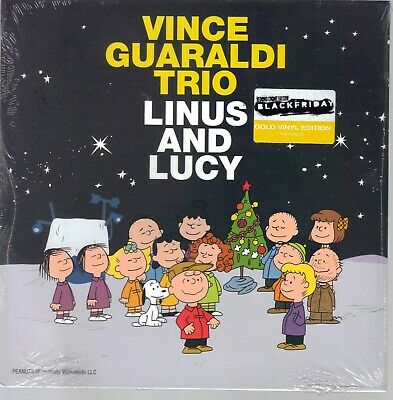 Vince Guaraldi Trio - Linus And Lucy 45 Mint New Sealed Charlie Brown Rsd