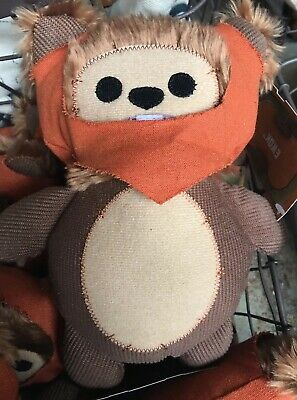 Star Wars: Galaxy's Edge Toydarian Toymaker Ewok Plush Disney Parks New