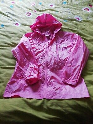 Next Raincoat That Also Folds Into A Bag Age 9-10