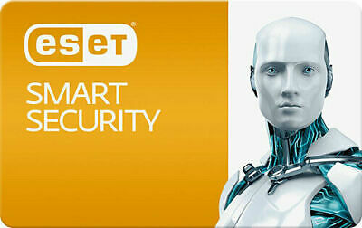 Eset Nod32 Smart Security Premium  2020 (3 Pc) 2 Year Fast Delivery
