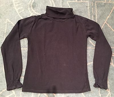 Massimo Dutti  girl's long sleeve  top size 9-10 Years
