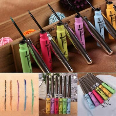 Not Blooming Eye Cosmetic Liquid Eye Liner Pencil Eyeliner Pen Makeup Beauty