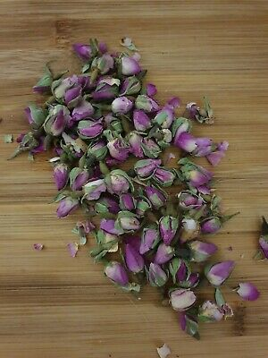 Dried Pink Rose Buds 40g