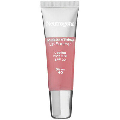 NEUTROGENA - MoistureShine Lip Soother SPF 20 #40 Gleam - 0.35 oz. (10 g)