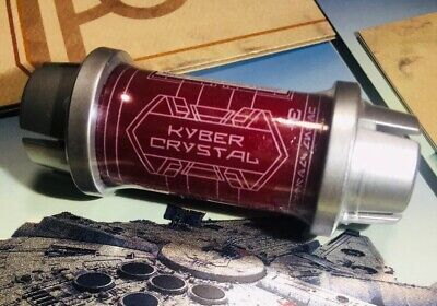 Star Wars: Galaxys Edge RED (or BLACK) Kyber Holocron Crystal Disney Sealed NEW