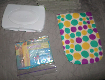 EUC Neat Solutions Dora The Explorer Table Topper placemat with reusable case