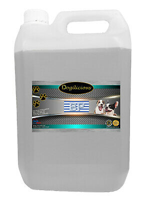 Dog Cologme Perfume Dogilicious - 5L - Baby Powder