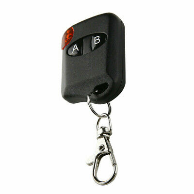 Universal Replacement Garage Door Car Gate Remote Control Key Fob 433 MHz