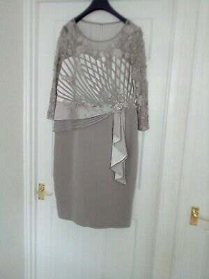 Mother Of The Bride Or Groom Dress Size 18