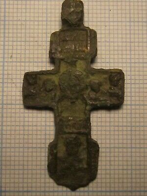 Very ancient and beautiful antique cross 14-15 century.  lot № K47