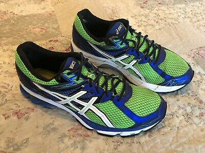 Mens Asics Trainers GT-1000 Size Uk 10