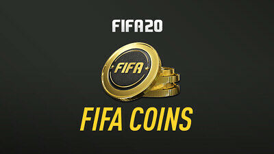 Fifa 20 ultimate team coins (50k) PS4 *CHEAP*