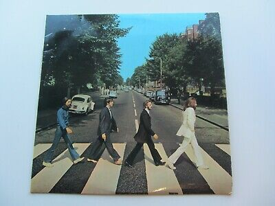 The Beatles 1969   Uk   Lp   Abbey Road   Black Inner   Apple  Pcs 7088