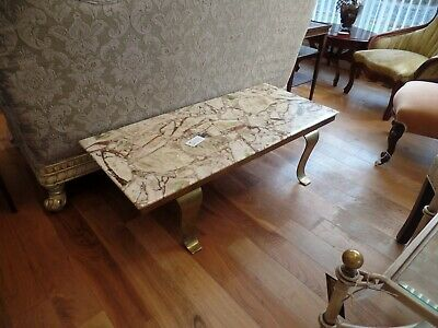 Marble Coffee table from the Waldorf Astoria