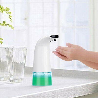 Automatic Infrared Sensor Touchless Foam Liquid Soap Dispenser Hand Washer-250ml