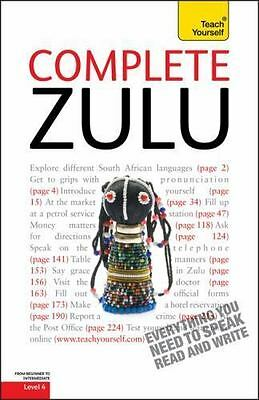 Complete Zulu: A Teach Yourself Guide (TY: Language Guides), Nkosi, Nikolias, Wi