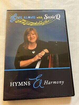 Sing Along With Susie Q Hymns And Harmony Dvd For Seniors