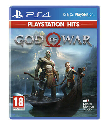 God of War - PlayStation Hits (PS4)  NEW AND SEALED - IN STOCK - QUICK DISPATCH