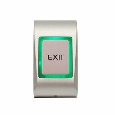 Videx Touch Sensitive Red Green Exit Button (MTTS-EXIT)