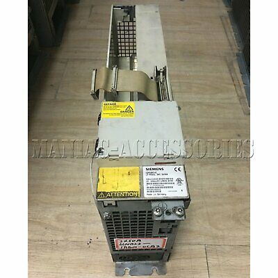 1pc used Siemens 6SN1123-1AB00-0CA3 Simodrive In Good Condition tested