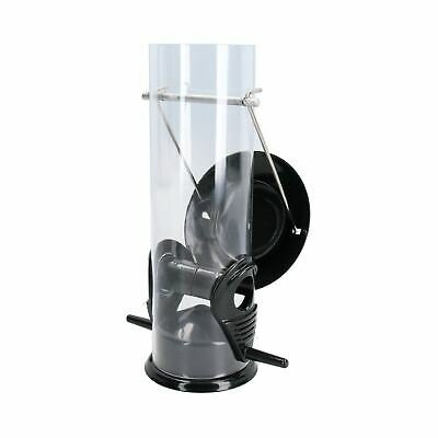 Small Deluxe Bird Feeder Seed Holder Hanging Feeding Station For Wild Birds