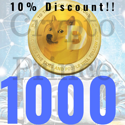 3 Hours Dogecoin(1000 DOGE) Contract Processing (TH/s)