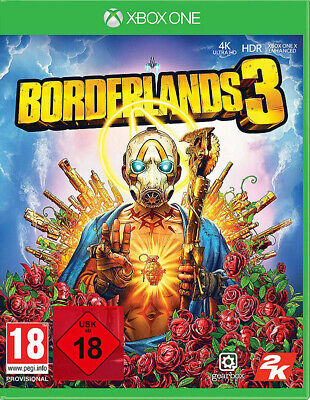 Borderlands 3 XBOX One Neu & OVP Deutsch ab dem Uncut