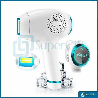 Laser IPL Permanent Hair Removal Machine Face Body Skin Painless Epilator Beauty