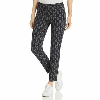 LE GALI NEW Women's Fawn Printed Straight-leg Casual Pants TEDO