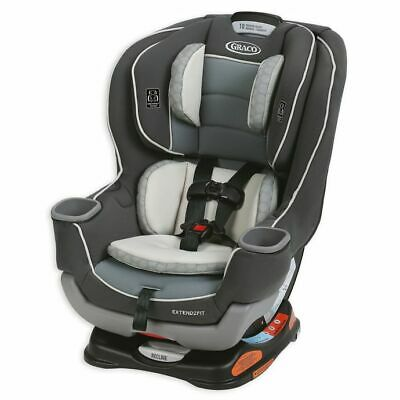 Graco Extend2Fit Convertible Car Seat - Davis