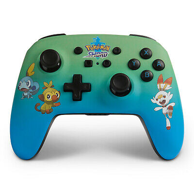 PowerA - Enhanced Wireless Controller for Nintendo Switch - Pokemon Sword [Brand