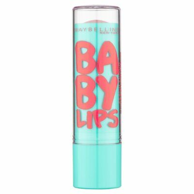 Gemey Maybelline Baume à lèvres Hydratant Baby Lips Peach Punch