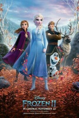 Frozen 2 Fandango Promo Code For 1 Movie Ticket Up To $13 Value [Email Delivery]