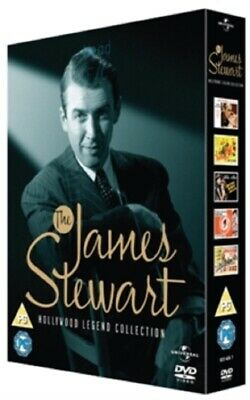 James Stewart The James Stewart Collection Harvey + Winchester 73 Region 4 DVD