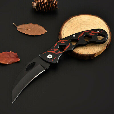 Outdoor Claw Knife Multi-function Portable    Tactical Camping Survival Blade