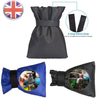 UK Outside Tap Cover Winter Frost Jacket Insulation Garden Tap Thermal Protector