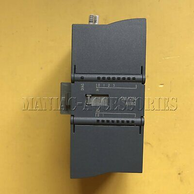 1pc used Siemens SIMATIC SM1234 Analog Cur/Volt Combo 6ES7 234-4HE32-0XB0